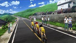 【聖地巡礼】劇場版弱虫ペダル2015 阿蘇山ダウンヒル区間