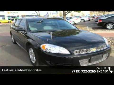 2013 chevrolet impala lt phil long ford of chapel hills youtube. Cars Review. Best American Auto & Cars Review