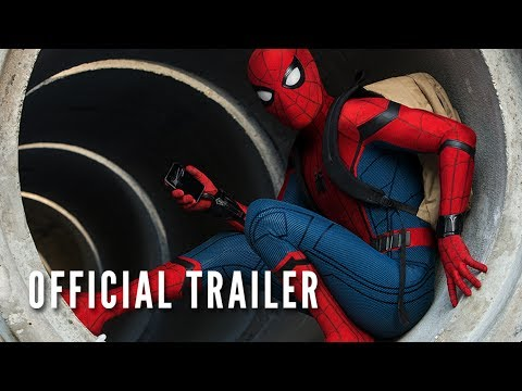 Thumbnail: SPIDER-MAN: HOMECOMING - Official Trailer #3 (HD)