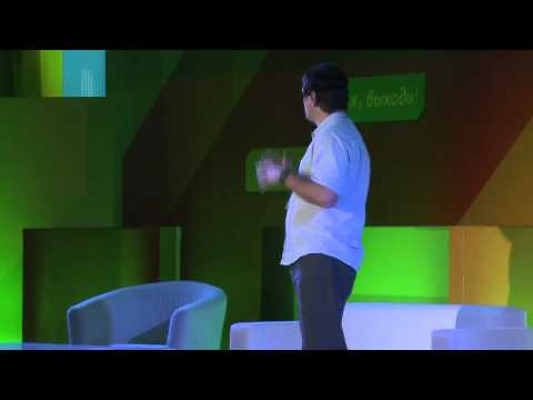 Anthropology in everyday life: human traits in person 2.0:  Andrey Tutorsky at TEDxYauzaRiver