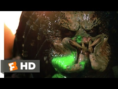 Predator (1987) - What the Hell Are You? Scene (5/5) | Movieclips