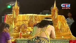 Lakorn Khmer Comedy Kray Troang Kro Per Sa Ra Van - Part (1)