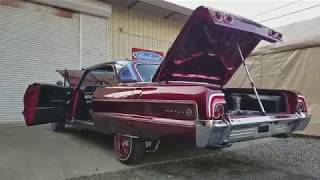 1964 chevy impala lowrider @Radical Classics