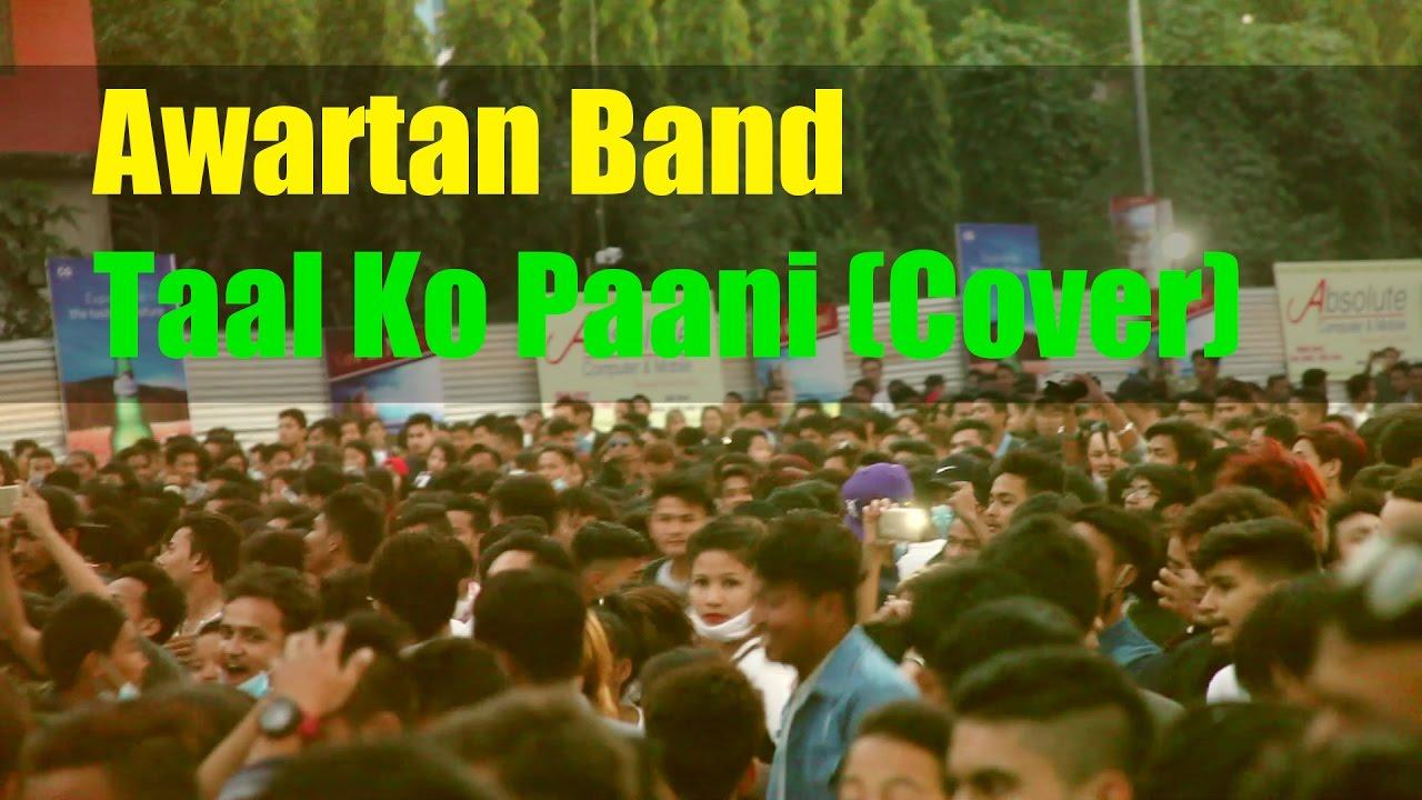 Awartan Band Taal Ko Paani Original Nepathya Band Rhythm