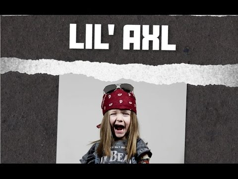 Little Kids Dressed Up as Famous Metal and Rock Icons