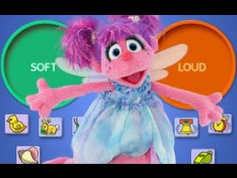 Sesame Street Fairy Face the Music - Game play | games for children | Game For Kids English
