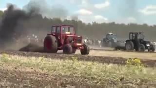 Трактористы 100 уровня, вспашка на скорости F 11