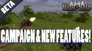 Battle of Empires: 1914-1918 - GAMEPLAY - Mission 1