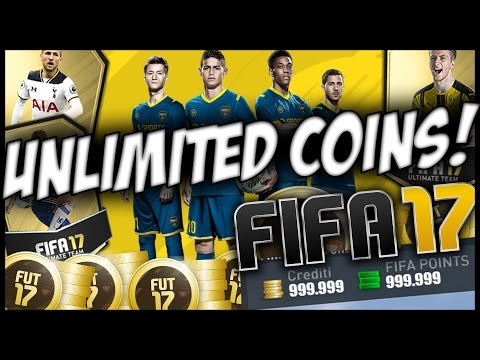 COME Avere CREDITI INFINITI GRATIS Su FIFA 17! - UNLIMITED Fifa Coins / Points