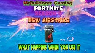 🚀🚀 novo Airstrike adicionado ao Fortnite como obtê-los e o que acontece quando o ataque aéreo for desligado 🚀🚀