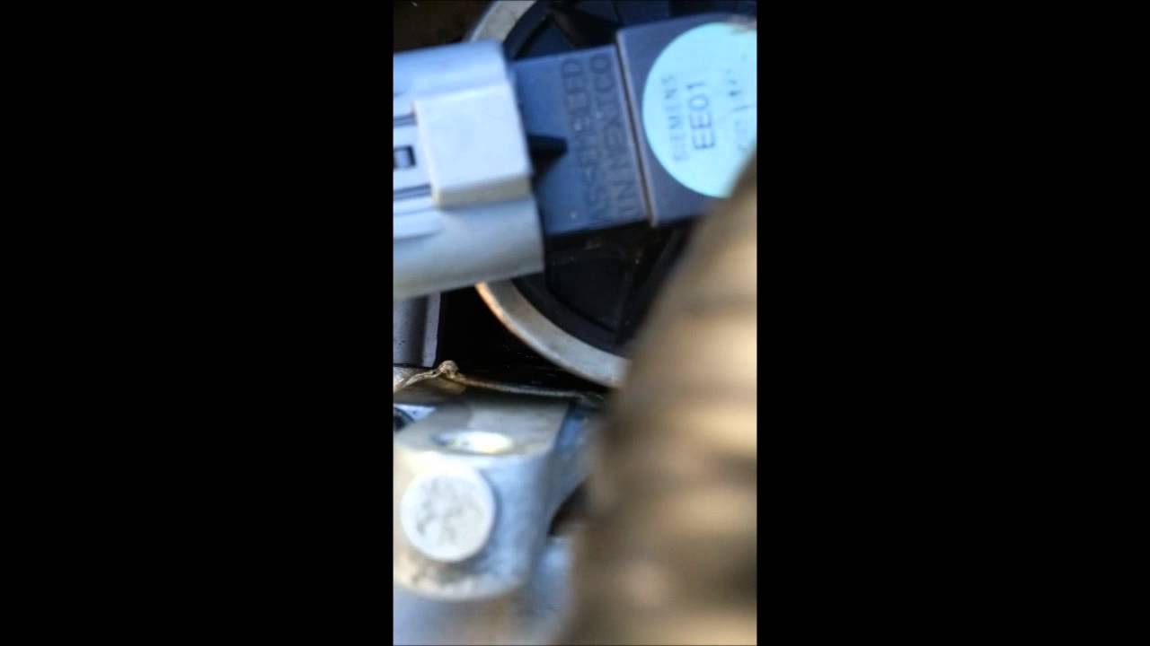 Replacing Bad ECT Sensor on 2002 Honda Civic