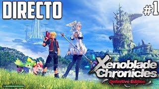 Vídeo Xenoblade Chronicles: Definitive Edition
