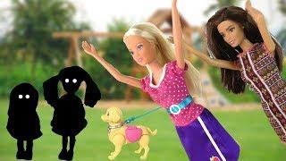 ДЕВОЧКИ ПРОПАЛИ !!! Мультик #Барби Куклы Для девочек  Ай кукла тв Школа