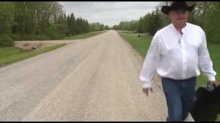#Winnipeg #CountryMusic #Singer ~ Stu Porteous ~ The Rocks Back In Our Country