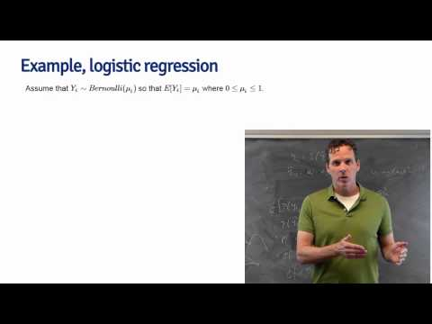 03 01 Part 1 of 1 Generalized Linear Models