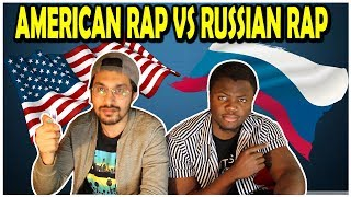 Download AMERICAN RAP VS RUSSIAN RAP | REACTION/РЕАКЦИЯ Mp3 and Videos