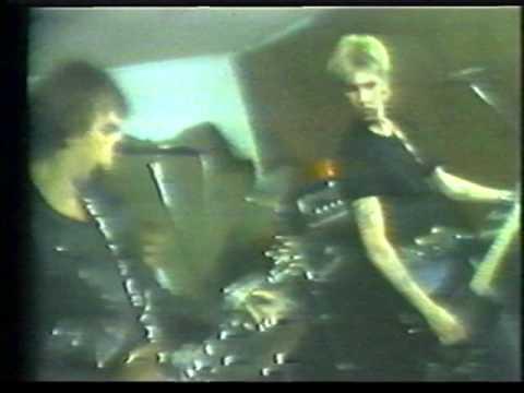 DOA - The Prisoner (1979) music video