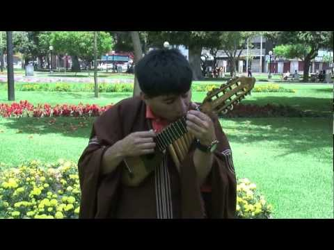 Peruvian Flute Music -- Best Video of Peru