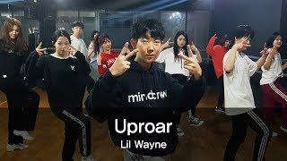 Lil Wayne - Uproar ft. Swizz Beatz / Dance Choreography 신촌댄스학원