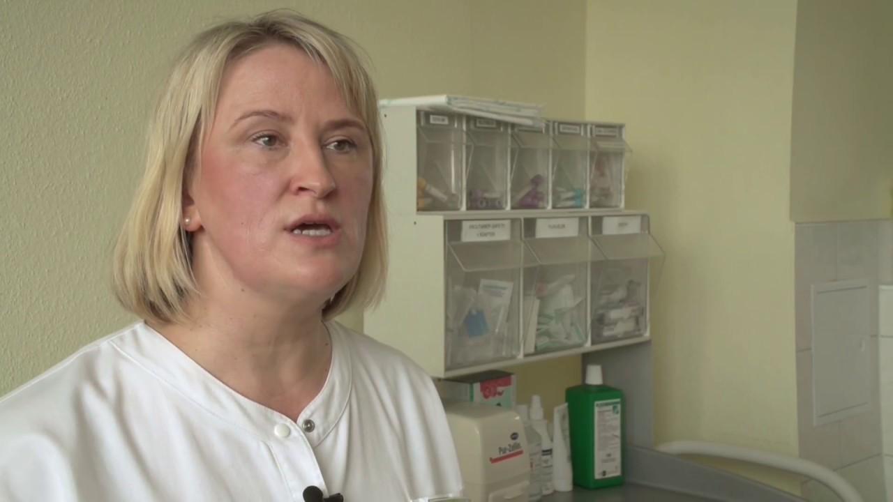 Kerstin Lieske | Teamleitung Viszeralchirurgie