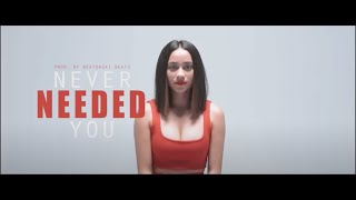 shanesa - Never Needed You [Music Video]