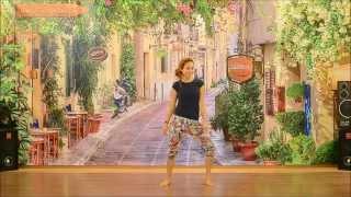 Реггетон (raggaeton) видео уроки. Танец реггетон.