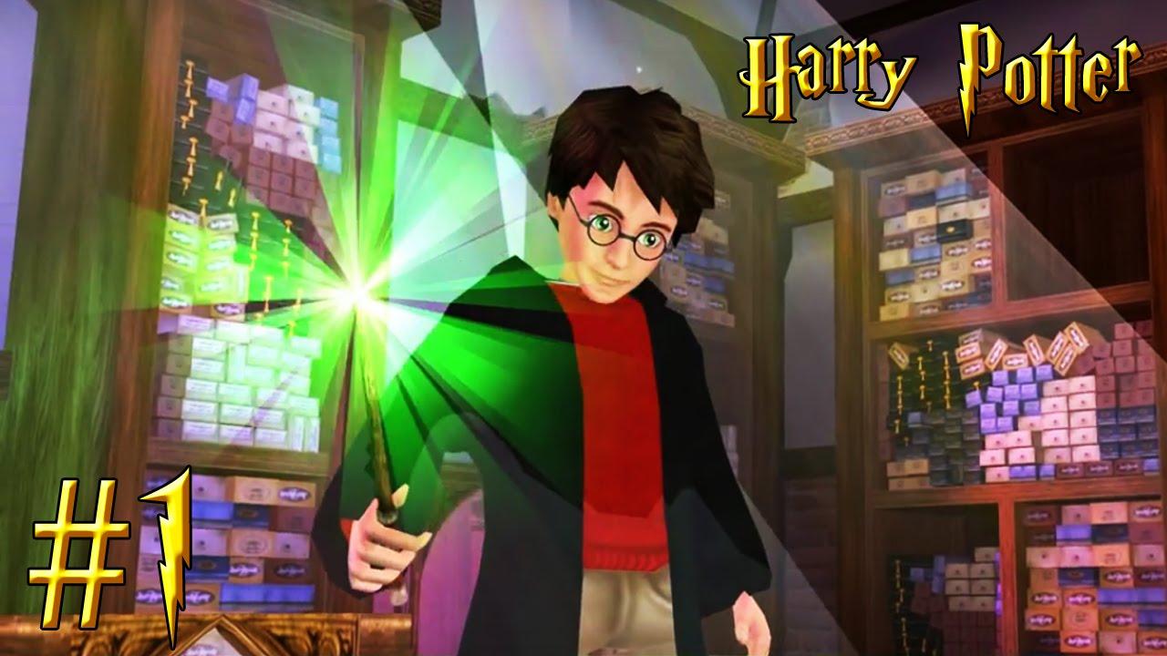 Harry Potter Y La Piedra Filosofal Ps2 Gcn Xbox 1 La Varita Elige