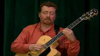 """Martin Taylor teaches """"Beginning To See The Light"""""""