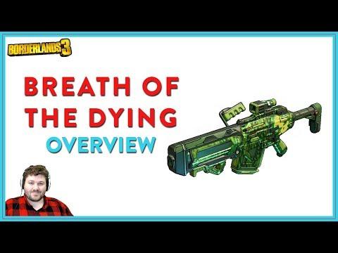 VexHelIEIEIdZodEth | Borderlands 3 | Breath Of The Dead Legendary Assault Rifle