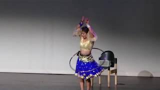 Pashupati / Juni dhalkela/ Nautanki maya cover dance Dewaki Magar from Germany,INAS 2019