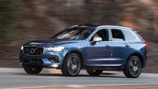 Volvo XC 60 2019 Наши тесты
