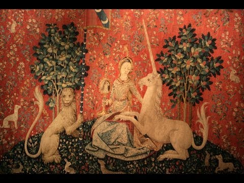 Les tapisseries de la dame la licorne mon seul d sir - La tapisserie de la dame a la licorne ...