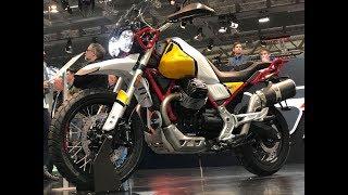 2019 Moto Guzzi V85 TT Preview