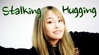 Korea Q&A: Stalking Hugging Foreigner Women