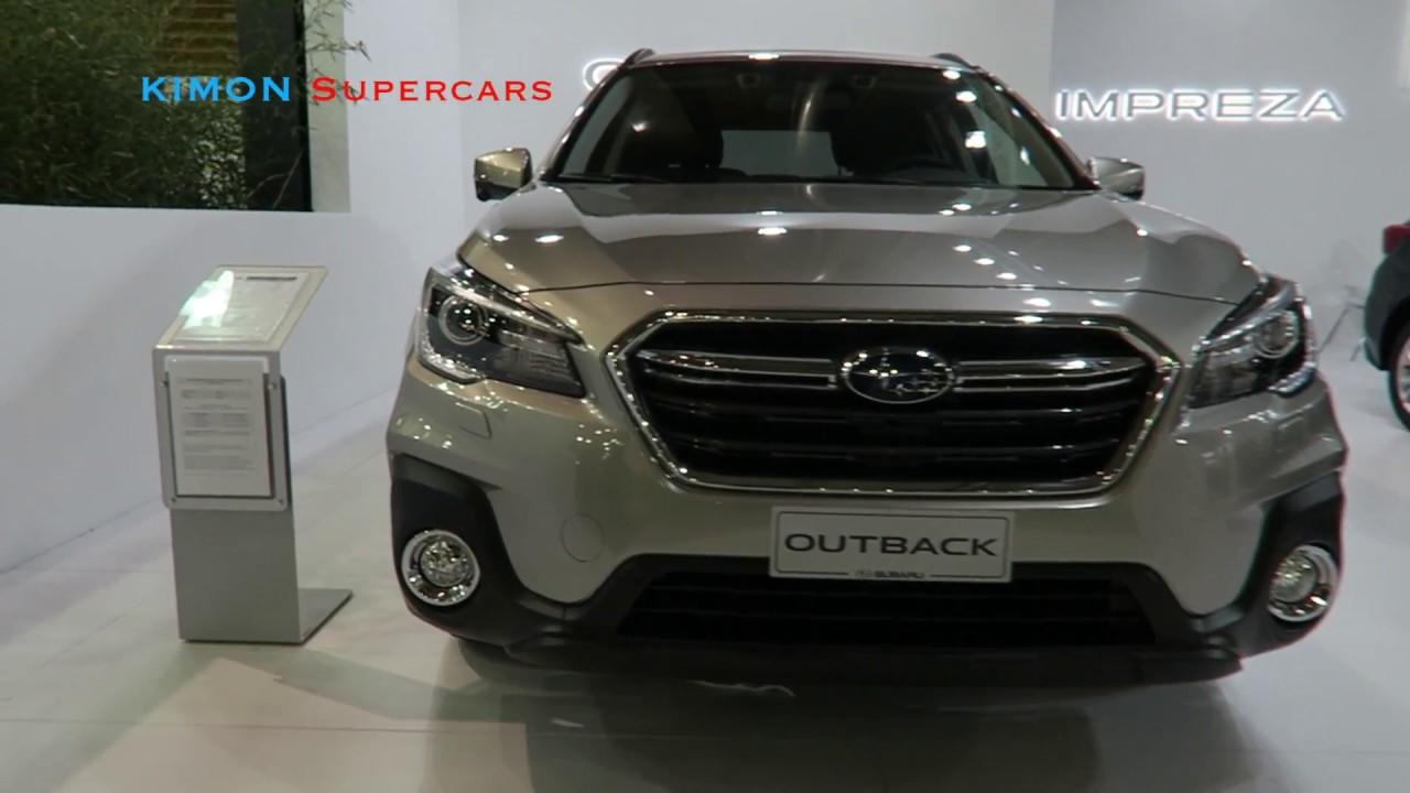 new 2020 subaru outback - exterior  u0026 interior