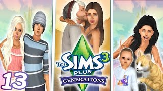Let's Play : The Sims 3 Generations S2 - ( Part 13 ) - Twins Birthday