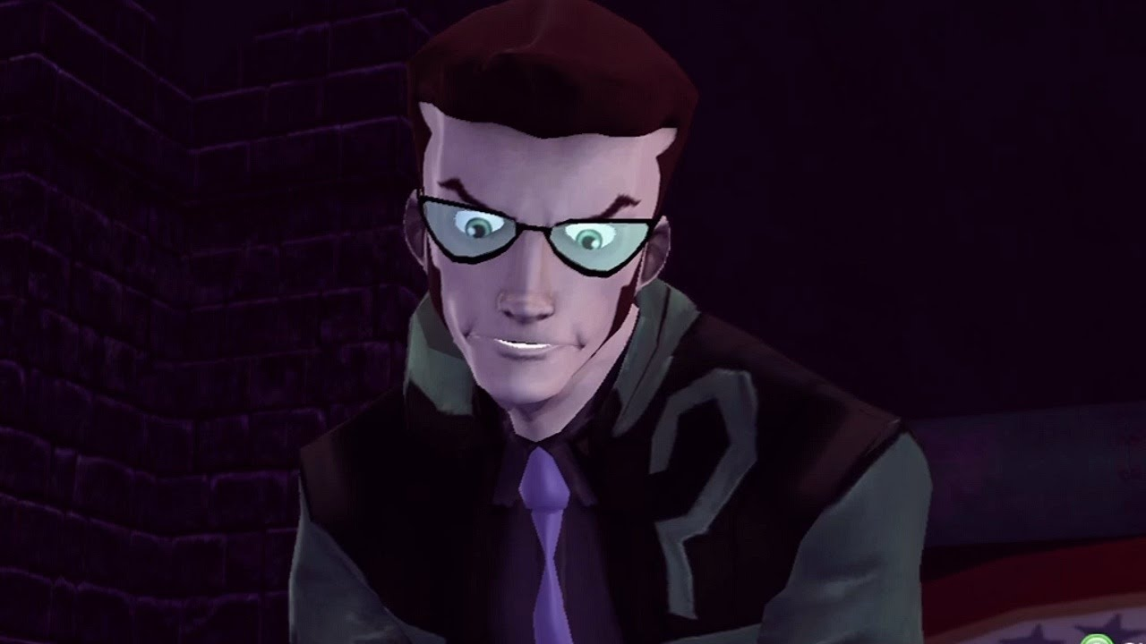 Young Justice The Riddler