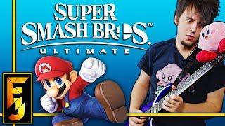 Super Smash Bros. Ultimate Theme METAL | FamilyJules