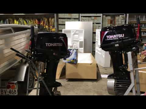 Fitting a surf kit to Lifesaving Outboard Motor