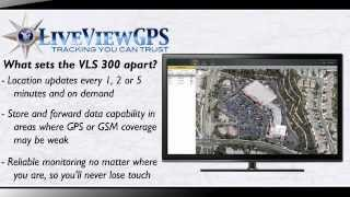 LiveViewGPS VLS300 Vehicle Tracker