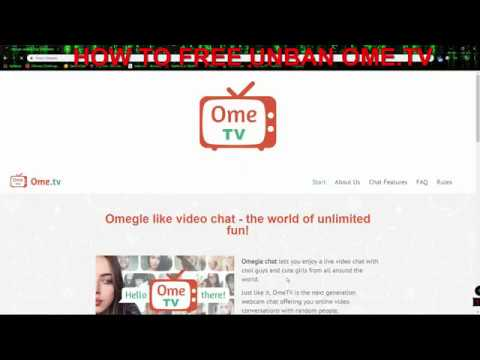 HOW TO FREE UNBAN OME TV #UNBAN #OMETV #FREE