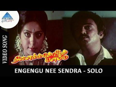Ninaikka Therintha Maname Exclusive Video Song HD | Engengu Nee Sendra Pothum Video Song HD