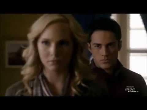 The Vampire Diaries - Seconda Stagione - Caroline e Tayler - inizio di un'amicizia