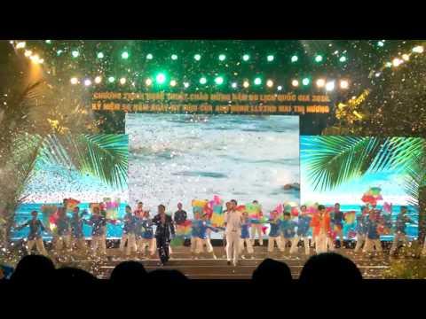 Kiên Giang mình đẹp lắm - Lệ hội Mai Thị Nương (Hồng Hạnh) 2016 tại huyện Giồng Riềng, Kiên Giang