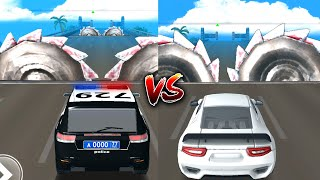 DEADLY RACE #20 Police Car VS Sport Car Challenge 3d Gameplay Android IOS