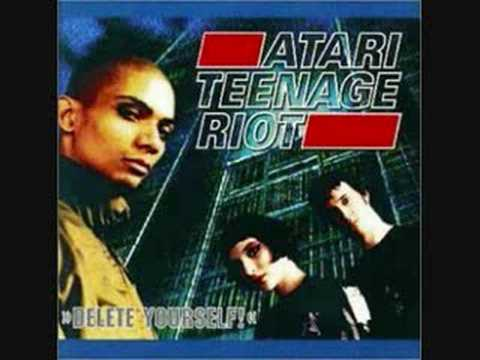 Atari Teenage Riot - Raverbashing