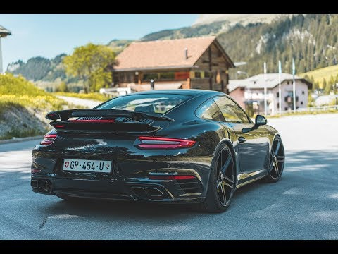 700HP 2017 PORSCHE TURBO S TEST DRIVE