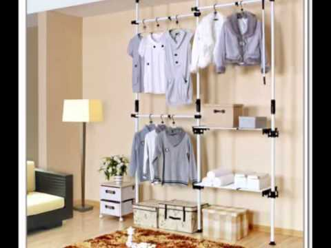 DIY Clothes Storage