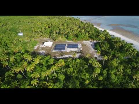 Palmerston Island - Aerial Drone Footage (4) - Will in Paradise