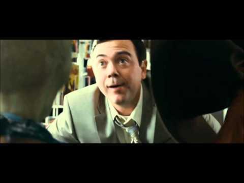 Paul (2011) - Funny Scene